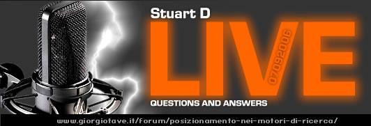 GT Live con Stuart